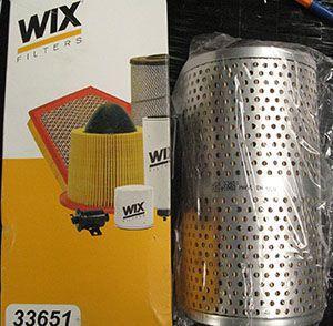 Wix Filter-33651