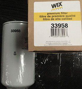 Wix Filter-33958